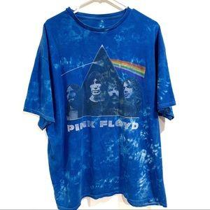 Pink Floyd Tie-Dye Band Tee